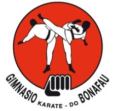 Logotipo Gimnasio Bonafau I